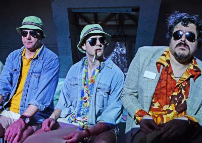 John Chancer/Ed Hughes/Rob Crouch