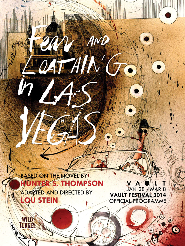 Fear And Loathing: VAULT Poster