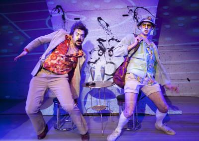 Ed Hughes & Rob Crouch