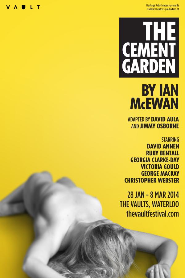 The Cement Garden: VAULT Poster