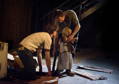 David Annen and George Mackay